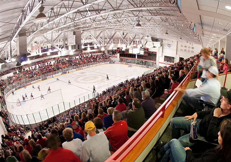 Herb Brooks National Hockey Arena Thumbnail