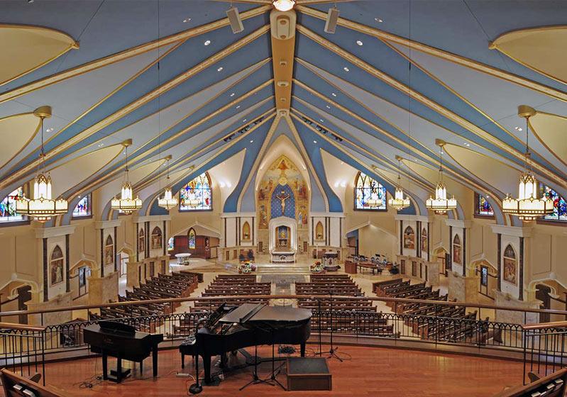 Sts Anne and Joachim Catholic Church Thumbnail