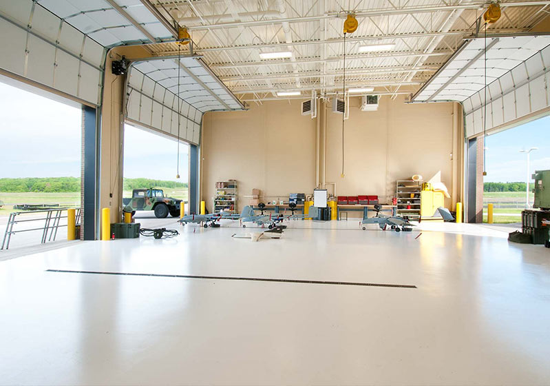 Unmanned Aircraft Systems Operating Facility Thumbnail