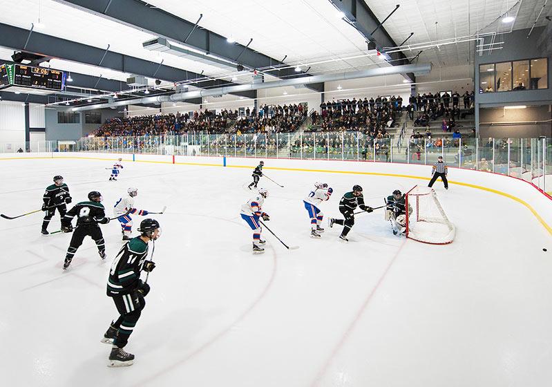 West Fargo Sports Arena Thumbnail