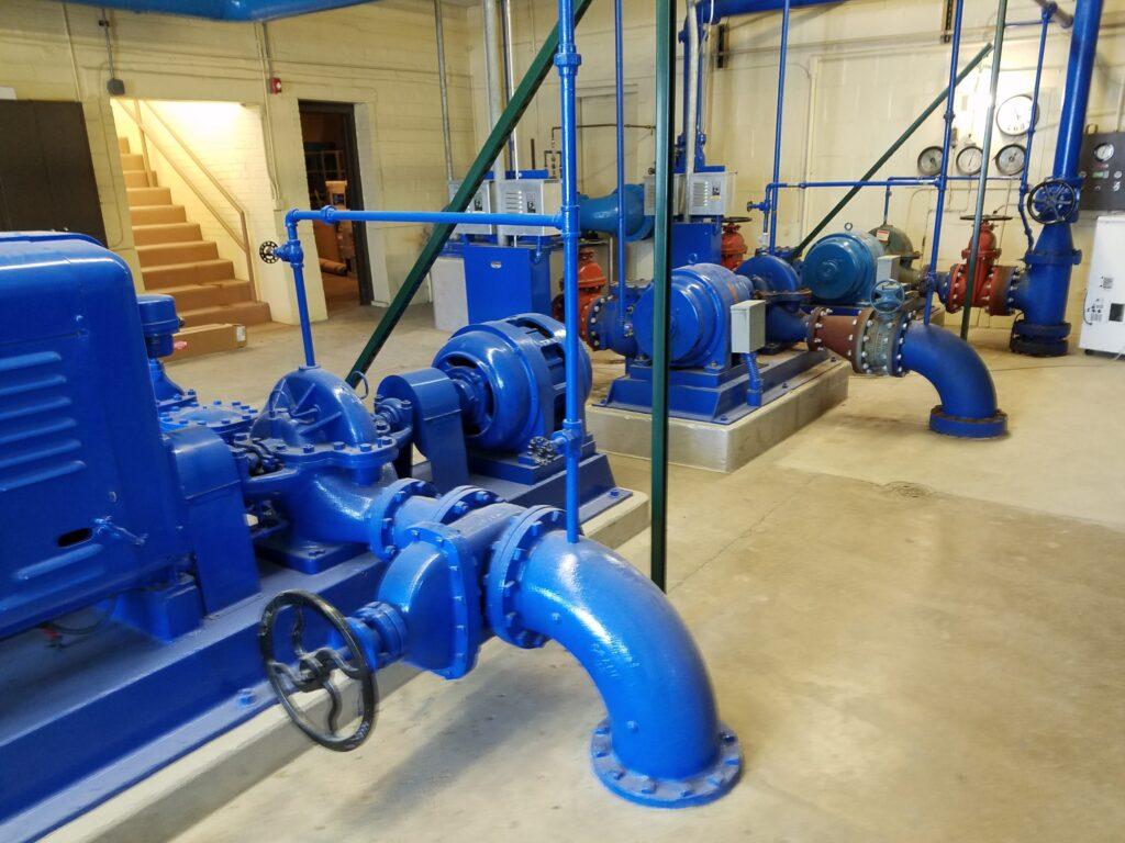 Breckenridge Water Treatment - Interior 3